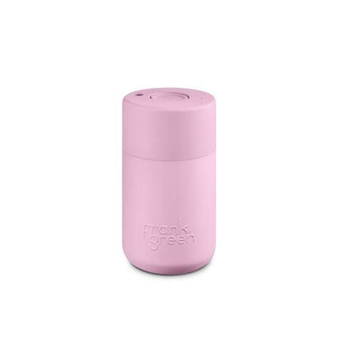 Local fluff 6oz (180ml) ecoffee cup is an environmentally responsible reusable coffee cup made with sustainable materials. Frank Green Next Generation Reusable Cup 340ml Lilac Haze