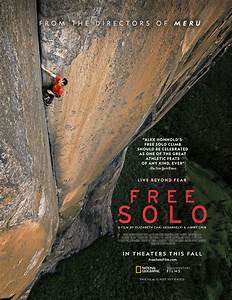 Resources for Free Solo, the National Geographic Movie