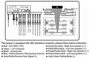 Clarion Vz401 Wiring Harness Diagram