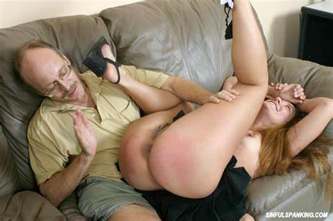 Stunning Mature Spanking With Creampied Daughter Old Porn Image 265359