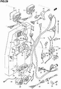 Suzuki Outboard Parts By Year 2000 Oem Parts Diagram For