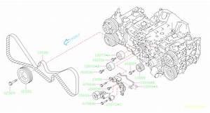 2011 Subaru Forester Idler Complete