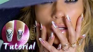 J-lo, Back, It, Up, Nails, U0026, Crystal, Katana, U2606, Zhyna