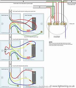 3  Switch Wiring Pictures Top Wiring Diagram  A 3 Gang 2