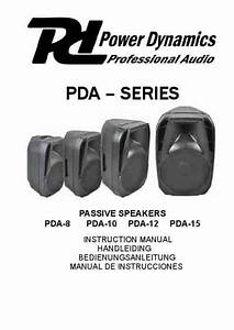 Power Dynamics Pda 12 Home Theater Download Manual For