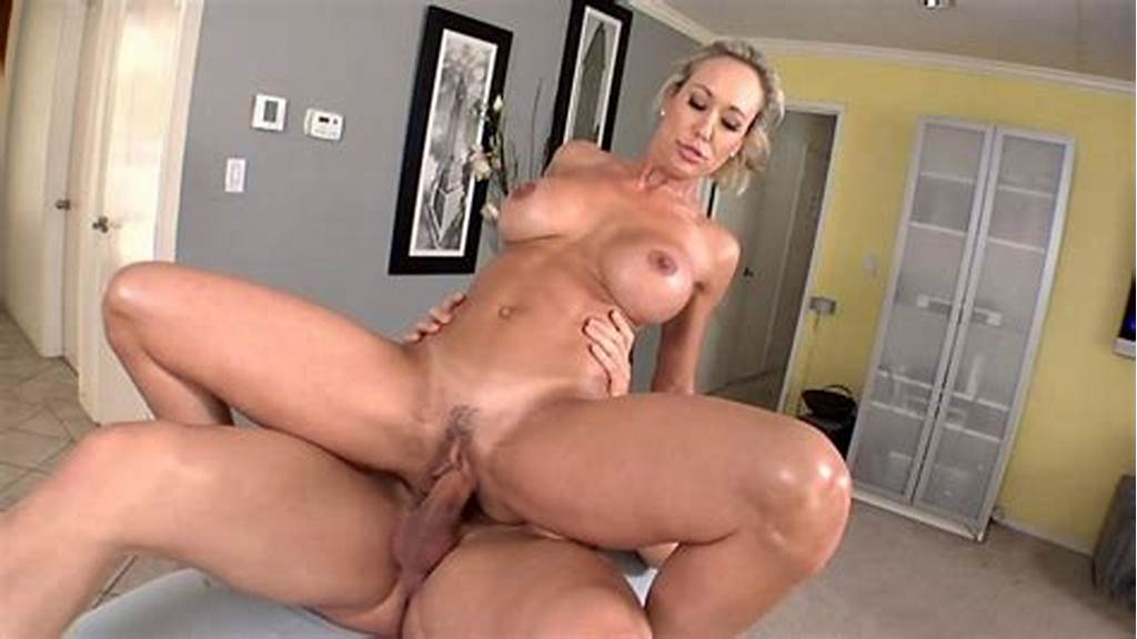 #Busty #Mom #Brandi #Love #Rides #His #Cock #While #Up #On #Top