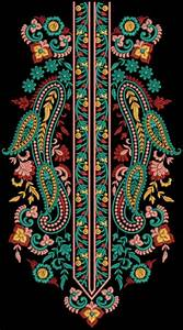 Free, Emb, Embroidery, Designs, Neck, Design