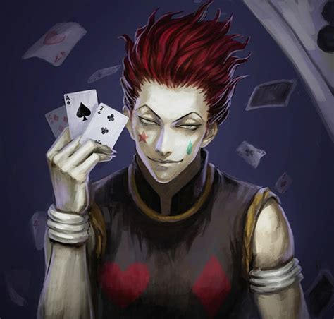 The best gifs are on giphy. Hisoka Wallpaper 4k Phone - Gambarku