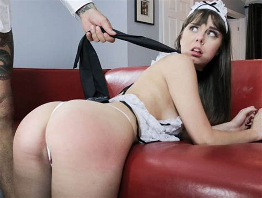 #Obedient #Maid #Punished #Hard #By #Master