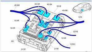 Peugeot 307 Ecu Wiring Diagram