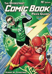 The Overstreet Comic Book Price Guide  48 Is In Previews