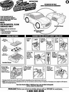 Spin Master Air Hogs Zero Gravity Micro Users Manual