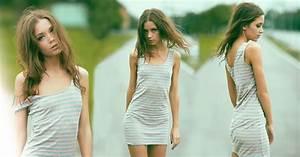 Women  Model  Nipples Through Clothing  Xenia Kokoreva