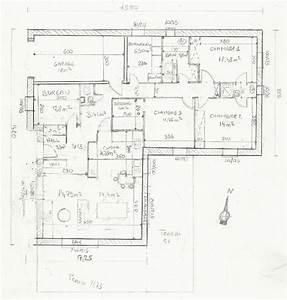 Maison 120m2 Plain Pied : plan maison plain pied 120m2 ~ Melissatoandfro.com Idées de Décoration