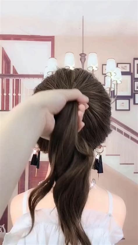 hairstyles for long hair videos Hairstyles Tutorials