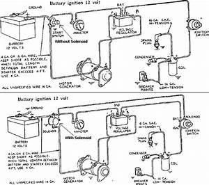 Need Wiring Diagram For Super 55 Oliver To Install A Alternator To All Electrical Systems