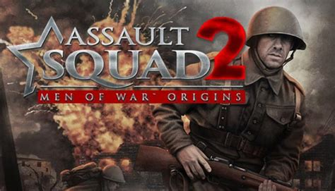 The deluxe edition of men of war: Assault Squad 2: Men of War Origins PC Game + Torrent Free Download