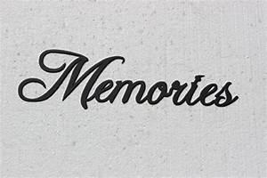 Image Gallery word memories