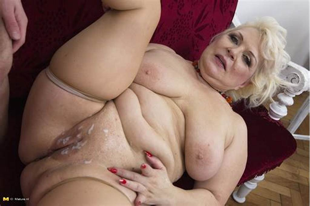 #Naughty #Mature #Bbw #Playing #With #Her #Toyboy
