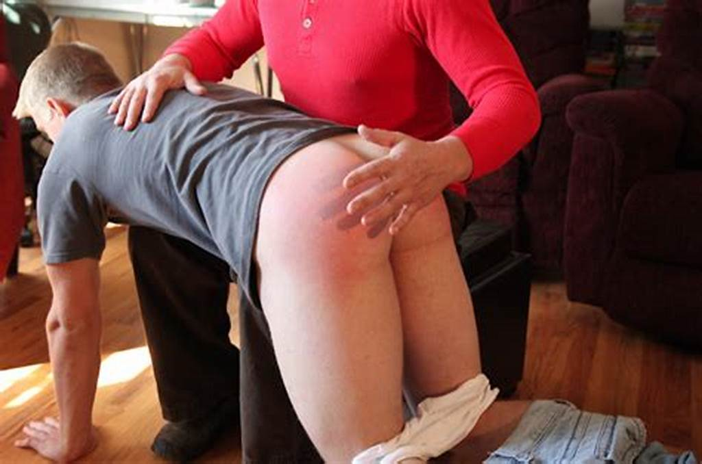 #Teenage #Girl #Spanked #In #Jeans