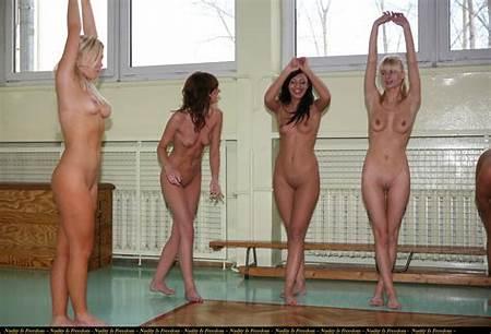Teen Sports Nude