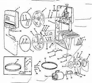 Craftsman 113243310 Parts List And Diagram