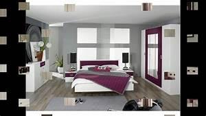 beautiful modele de chambre a coucher moderne 2 With couleur de chambre adulte