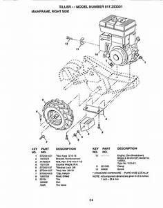 Page 24 Of Craftsman Tiller 917 293301 User Guide