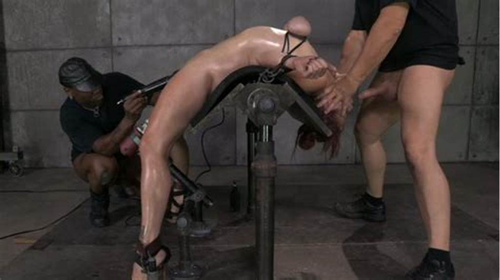 #Red #Haired #Bitch #With #Bound #Tits #Bella #Rossi #Had #Hard #Bdsm