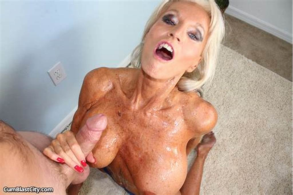 #Sally #Dangelo #Sucks #Off #Man #Until #He #Explodes #On #Her #Rack