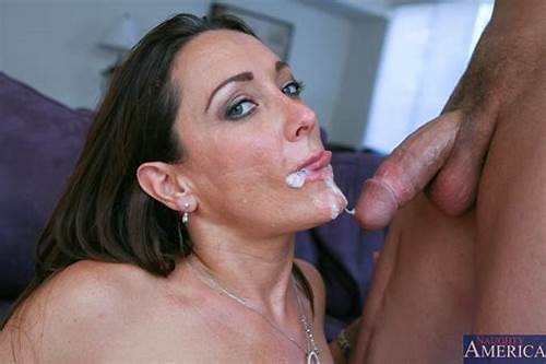 Son Swallowing Sons Cumshot #Michelle #Lay #Fucks #Her #Son'S #Hung #Friend #And #Tastes #A