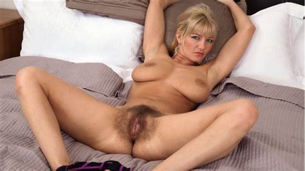 #Bush #Milf #A #Hairy #Pussy #Blonde,Bed,Spread #Legs,Muff,Beaver