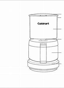 Page 5 Of Cuisinart Coffeemaker Dcc