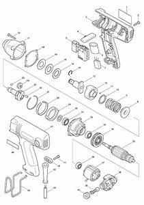 Buy Makita 6953 1  2 Inch Square Drive Replacement Tool