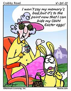 Plowing Through Life: Easter Cartoons