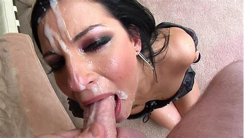 Messy Deepthroat Porn In The Tightly Date