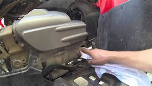 2006 Honda Foreman Oil And Filter Change