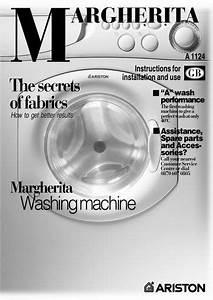 Ariston A1124 Washing Machine