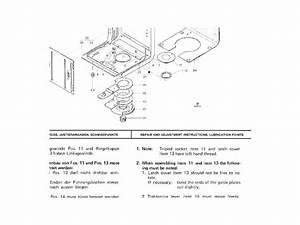 Us 9 99  Rollei Parts Repair Manual  U2013 Crank  Hood  Back