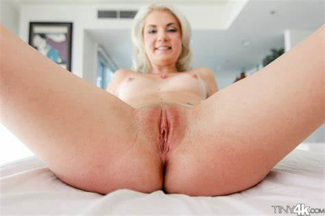 Sweet Is Fucks Her Twat With Stiff Fake Prick