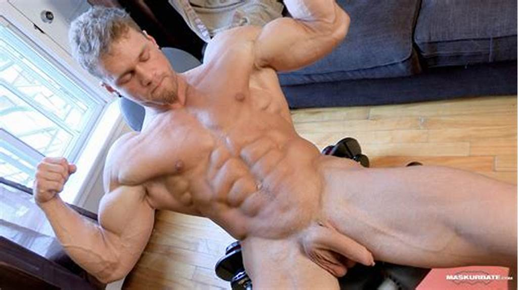 #Brad #Jerks #Off #Huge #Uncut #Cock #Unmasked #At #Maskurbate