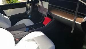 White Seats w/ Wood dash from the factory? - Tesla Owners Online