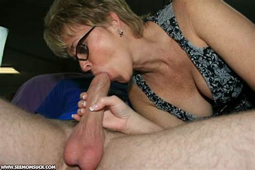 Elegant Masseuse In Stockings Receives Cum Swallow #Short #Haired #Mature #Blonde #In #Glasses #Gives #A #Sensual