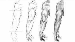 Figure Drawing Lessons 7  8 - Drawing And Shading