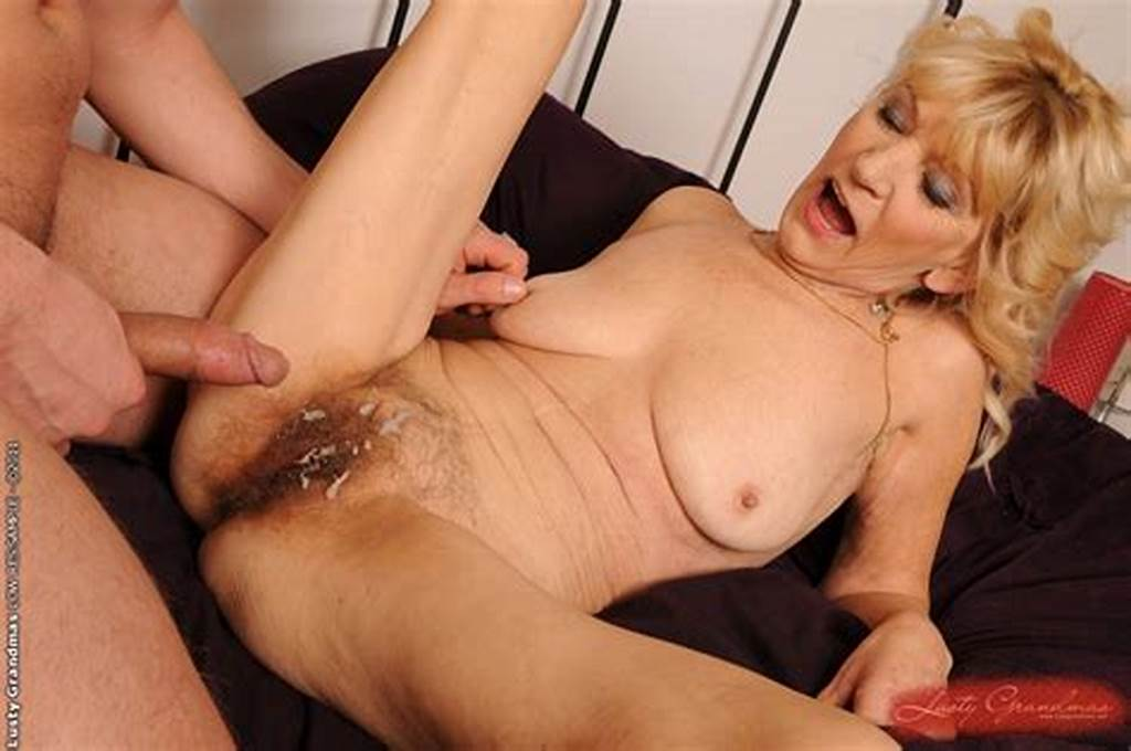 #Skinny #Granny #Irene #Is #Fucking #With #A #Younger #Cock