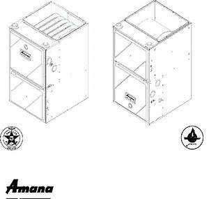 Amana Gcca045ax30 Furnace Service Instructions Manual Pdf