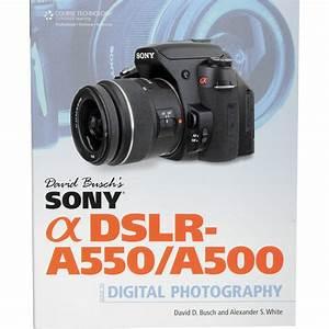 Cengage Course Tech  Book  David Busch U0026 39 S Sony Alpha 1435458303