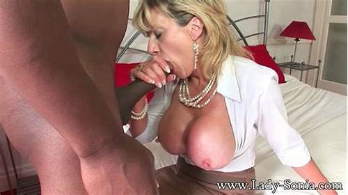 Interracial Porn With Body Heavy In Latex #British #Milf #Lady #Sonia #Fucked #By #Bbc #In #Interracial #Sex