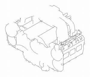 2005 Subaru Outback Harness Engine  Wiring  Manifold