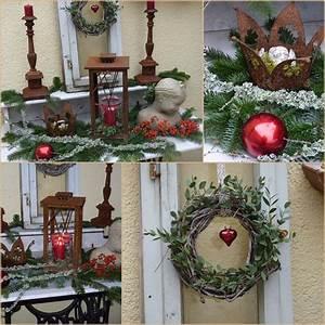Deko Für Weihnachten : weihnachtsdeko auf der terrasse wohnen und garten foto weihnachtsdeko im garten deko ~ Watch28wear.com Haus und Dekorationen